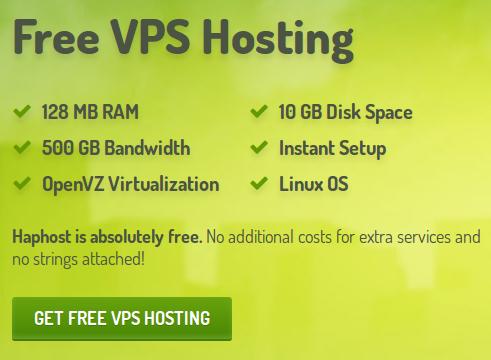 servidor vps gratis