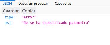 api simple php